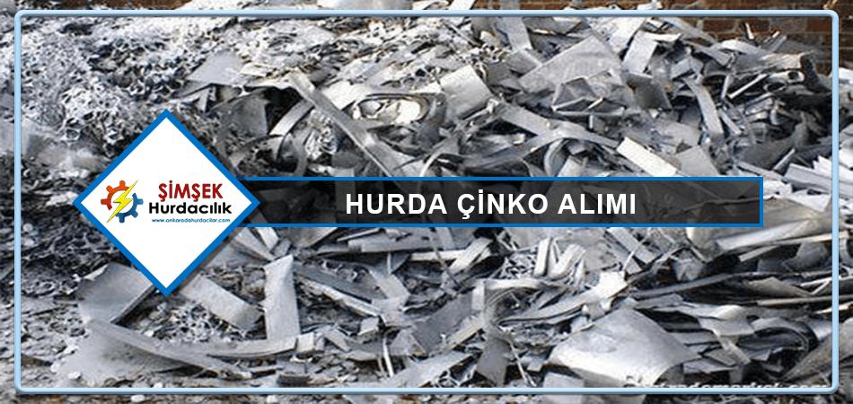 Ankara Hurda Çinko Fiyatı